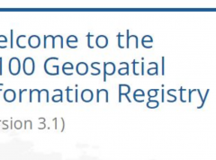 Updated IHO Geospatial Information Registry